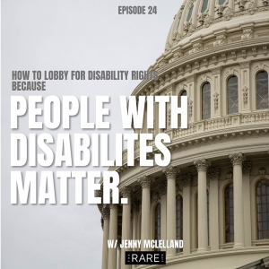 people with disabilities matter