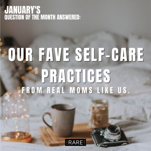 our fave self-care practices
